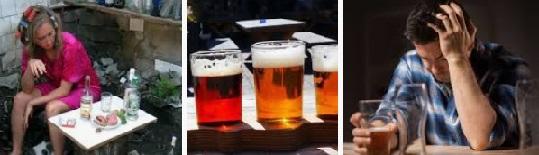 Отвращаване от алкохол. Лечение на алкохолизъм в домашни условия